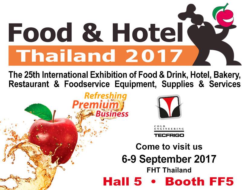 Food & Hotel 17